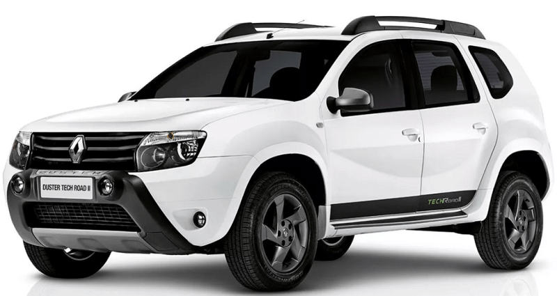 Renault Duster рено-дастер